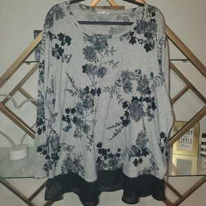 Maurices plus size 3 sweater